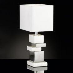 Moderne tischleuchten und tischlampen wohnlicht for Moderne nachttischlampe