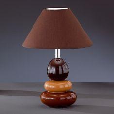 Tischleuchte, Keramik, in tollen Farben wählbar