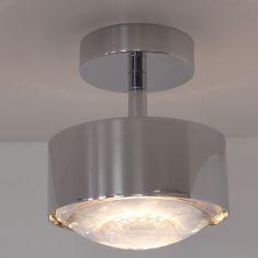 Top Light LED Außen-Deckenleuchte Puk Maxx Outdoor Turn