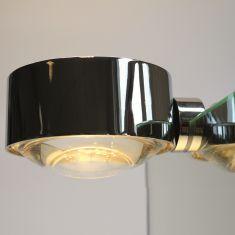 Top Light LED Spiegelleuchte Puk Maxx Fix in 2 Oberflächen