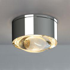 Top Light LED-Deckenleuchte Puk Maxx One 2 in Chrom