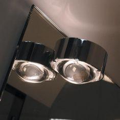 Top Light Spiegeleinbauleuchte Puk Mirror in 3 Oberflächen