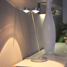 Top Light Tischlampe Puk Table Twin 3 Oberflächen