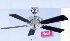 Ventilator mit Beleuchtung, modernes Design mit   Vorwärtslauf und Rückwärtslauf