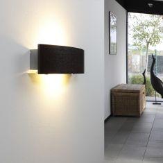 holz wandleuchten wandlampen wohnlicht. Black Bedroom Furniture Sets. Home Design Ideas