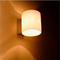 Wandleuchte mit tollen Lichteffekt - inkl. LED-Leuchtmittel