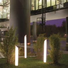 Wegeleuchte Light star small aus hochwertigem Kunststoff in vier Größen