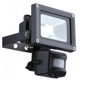 10Watt LED-Flutlichtstrahler mit Bewegungsmelder