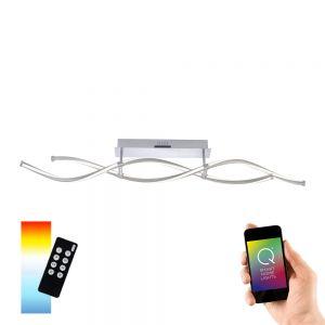 2fl.LED Deckenleuchte Q®-Malina, Smart Home ZigBee kompatibel