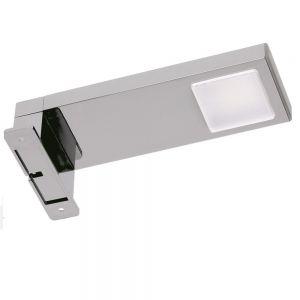 5,7Watt LED Spiegelleuchte Mega, Montage am Spiegel und Schrank Möbel/Spiegel Montage