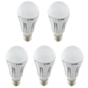 5er Set LED Leuchtmittel 12Watt  E27 806 Lumen