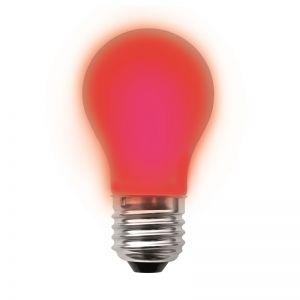 A60 LED 2W in rot, dimmbar 1x 3,2 Watt, rot, 3,2 Watt
