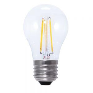 A60 LED  3,5W E27 klar Glühlampe Rustika Filament