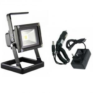 AKKU - LED-Flutlichtstrahler bis zu 2 Std. Arbeitszeit