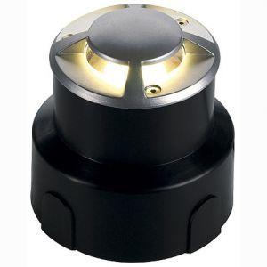 Aquadown Micro Alugussblende mit 4 Lichtfeldern