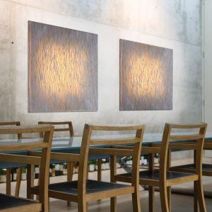 Arturo Alvarez Planum 96 x 96 cm, nicht dimmbar, Weiß