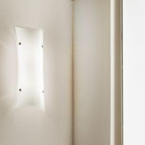 Attraktive Deckenleuchte mit teilsatiniertem Glas - 4-flg. 4x 40 Watt, 70,00 cm, 30,00 cm, 12,00 cm