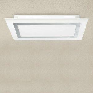 LED-Deckenleuchte mit hohem Lichtoutput - Gold oder Silber