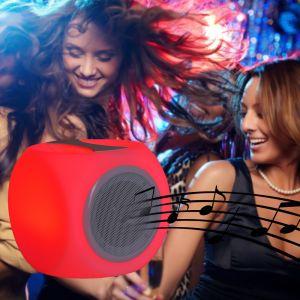 Außenleuchte Peer mit integriertem 10 W Lautsprecher