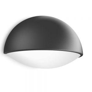 Außen-Wandleuchte LED - Aluminium anthrazit - Inklusive LED 1 x 3 W
