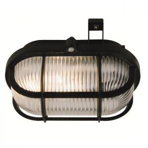 Außenwandleuchte Skotlampe in schwarz schwarz