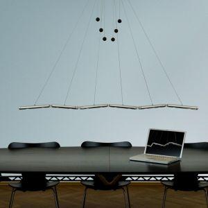 Basis LED-Pendelleuchte Genua 200cm, nicht dimmbar