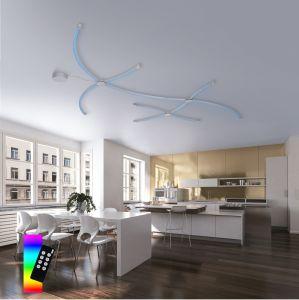 Basisset LED Wand- und Deckenleuchte Q®-Spider Lichtsystem
