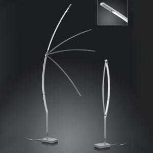 B-Leuchten gelenkige LED Stehleuchte / Leseleuchte New Tree, Höhe 137cm