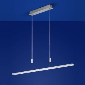 B-Leuchten LED-Pendelleuchte Three Sixty, Breite 110 cm