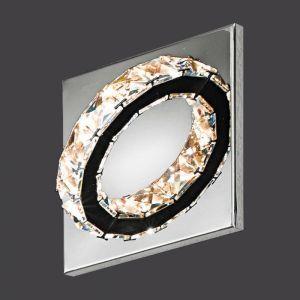 B-Leuchten LED-Wand-/Deckenleuchte Cascade 1-flammig