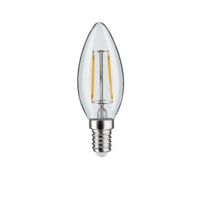 C35 LED Retro Kerze 4,5W klar E14  2700K 470lm dimmbar