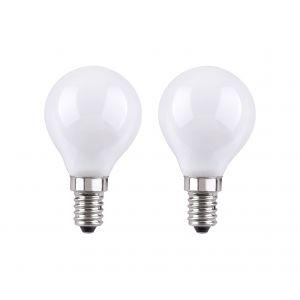 D45 LED 2W matt E14  2700K  230V  210Lumen 2W ~22W