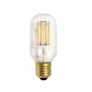 D45 Rustika LED 4,7 Watt, E27, Fadenleuchtmittel, 2200K, klar