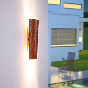 LHG Dachziegel Leuchte Caramelle LED, IP44 für Innen und Außen