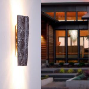 LHG Dachziegelleuchte LED Trüffel IP44 für Innen und Außen