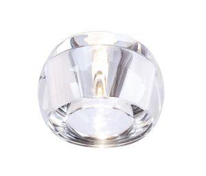 Decken-Einbauleuchte Crystal VI Downlight, G4