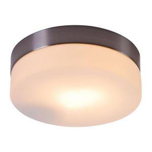 LHG Deckenleuchte aus Opalglas,  Durchmesser 18 cm, E 27 inklusive 60W, IP 20
