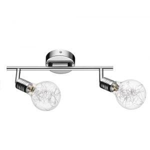 Deckenleuchte Bulbs Chrom, verschiedene Ausführungen