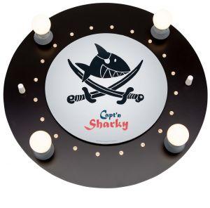 Deckenleuchte Capt'n Sharky ©  Motive wählbar