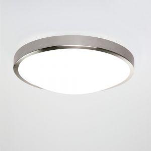 Deckenleuchte 35 cm Chrom, 22,41W LED
