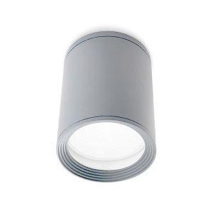 Deckenleuchte in grau grau