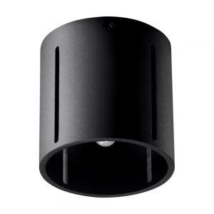 LHG Deckenleuchte Inez in schwarz mit G9 LED 5W