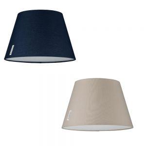 Deckenleuchte Mea 1-flammig - Blau oder Beige