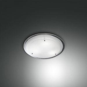 Deckenleuchte, geschichtetes Glas 33 cm 1x 60 Watt, 33,00 cm