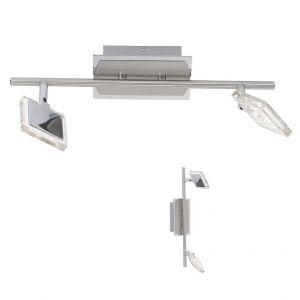 Deckenstrahler mit modernster LED-Technik, 2 x 4W