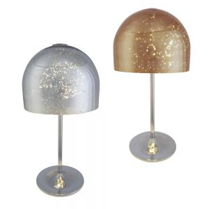 Dekorative Tischleuchte, 2 Varianten