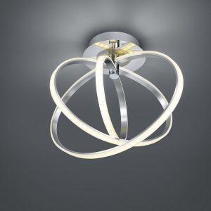 Dimmbare LED-Deckenleuchte Corland - LEDs gesamt 24 Watt