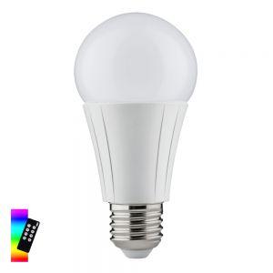 E27 A60 LED-Leuchtmittel 7,5W RGBW, 650lm, Zigbee
