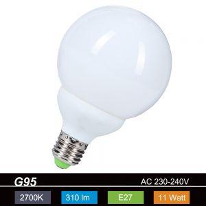 LHG E27 Energiesparleuchtmittel 11W 2700K