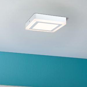 Eckige LED Leuchte Sol  für Decken und Wände
